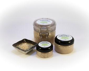 Pistachio Sugar Body Scrub | Cleanse Skin