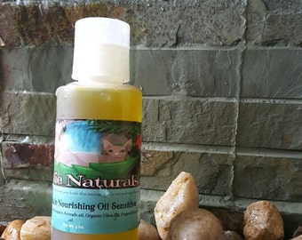SENSITIVE PET CONDITIONER 100% Organic by Nudie Naturals
