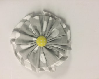 Flowerette Hair Clip