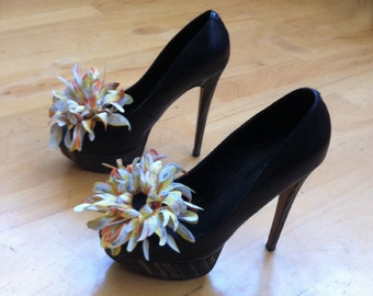 Flowers Accessory for Shoes.