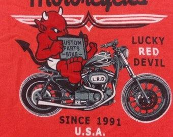 Rare!! Vintage Tedman company T-shirt