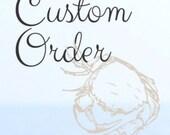 Custom Order for Raiynhawk