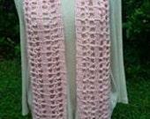 Custom Listing for Tamara C. Pink Summer Scarf