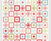 The Simple Life quilt pattern from Thimble Blossoms - fat eighth friendly