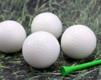 Golf Ball Soaps, Gift for Dad, Gift for Golfer