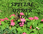 Special Order for Kim