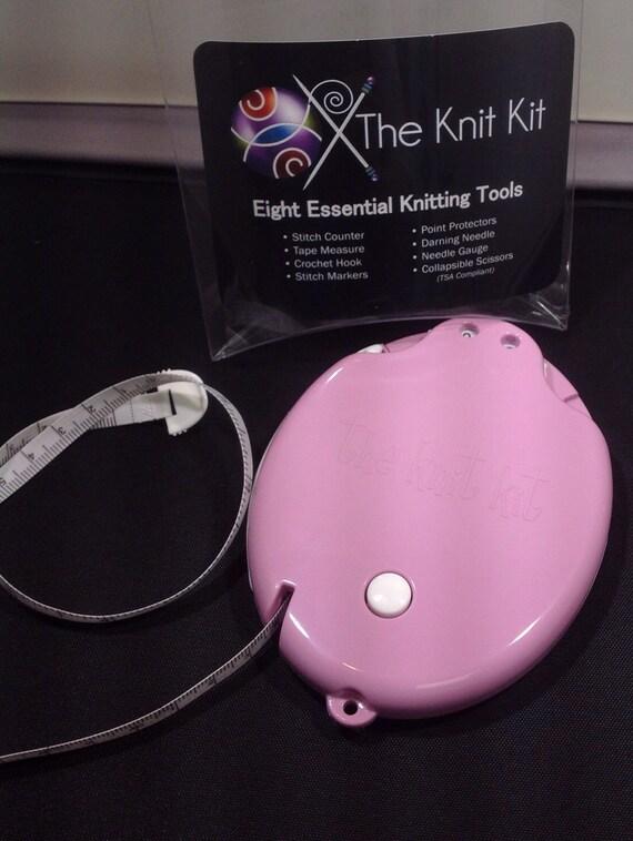 Knitting Tools Kit : The knit kit knitting accessory tool
