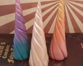 Shimmering Costume Unicorn Horn - Made to Order