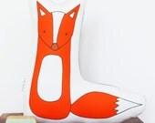 Fox Plush Toy, Stuffed Animal