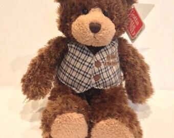 Teddy Bear, Second Chance, Gund, Raymond
