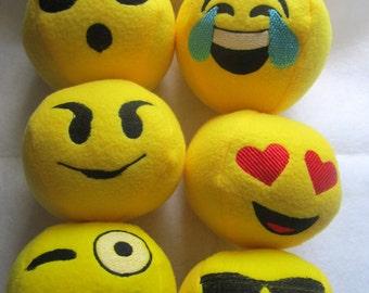 Emoji Snowballs