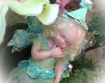 OOAK Baby Fairy Adorabella