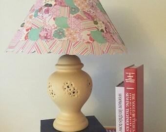 Walking on Sunshine lamp