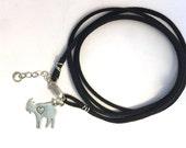 Vegan Suede Wrap Bracelets-Vegan Jewelry-Vegan Gift-Eco Friendly-Recycled Metals-Ethical Jewelry