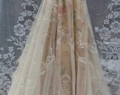 Reserved for Emily balance for custom wedding dress handmade by vintage opulence on Etsy