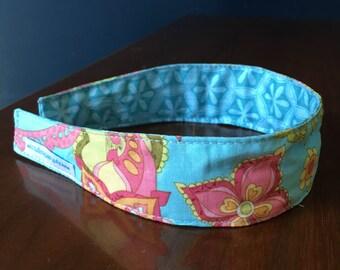 Comfortable Headband-- Washable, Reversible