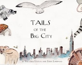 mobi  book Tails of the Big City
