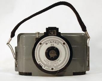 Vintage Winpro Camera 35 mm film