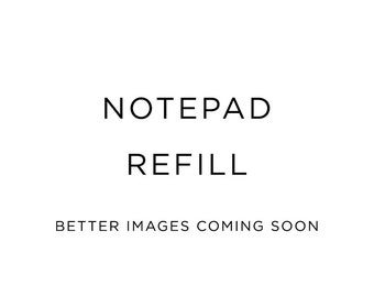 Simple Notepads, 3.5 x 8.5 inches, 50 sheets, to do list