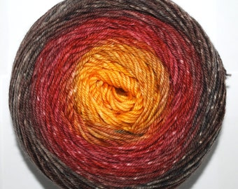 Still Flying Panoramic Gradient, 100g Greatest of Ease, dyed to order
