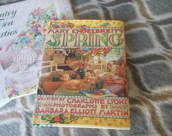 Mary Engelbreits Spring Book Craft Book 1997