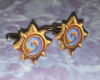 CUFFLINKS World of Warcraft cuff links