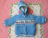 Train Sweater 12/18 Months