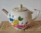 Furstenberg Miniature Teapot 1985