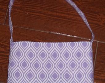 purple metro living toddler purse
