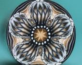 Polymer Clay Flower Cane (17B)