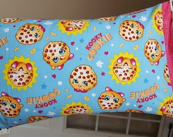 New New New New SHOPKINS is Finally Here.. Yea Yea Yea  Travel Size Pillow  Cases