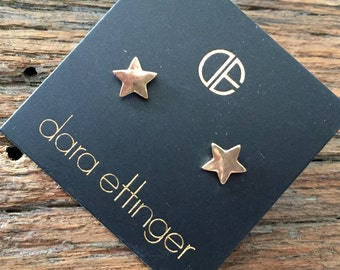 Dara Ettinger Gold Star Stud earrings