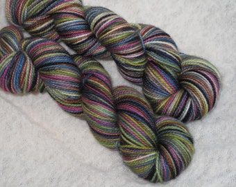 SALE - Handpainted Sock Yarn