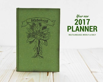 Herbology Notebook or Planner