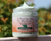 Sweet Patchouli - Whipped Body Soap and Shaving Cream - 8 ounce
