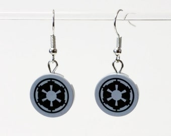 SW Imperial Symbol Earrings