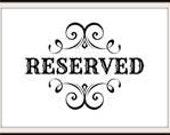 Reserved for Lindsay Sutliff