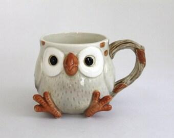 Owl Creamer / Mug