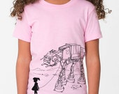 My Star Wars AT-AT Pet kids graphic tee, star wars t-shirt, toddler, youth, pre school shirt, kindergarten, funny tee, kids gift