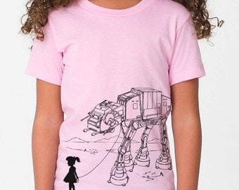 My Star Wars AT-AT Pet kids graphic tee, star wars t-shirt, toddler, youth, pre school shirt, kindergarten, funny tee, kids gift