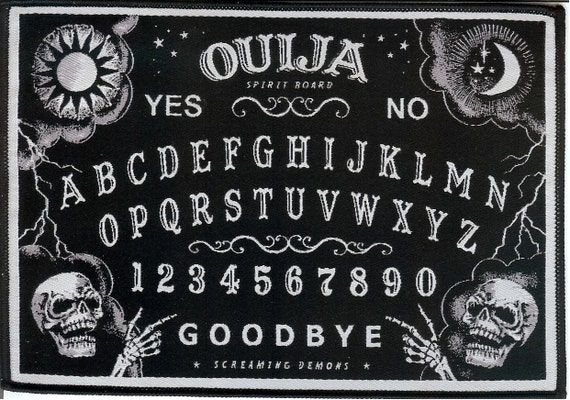 how to play ouija board rules