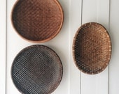 Vintage basket collection