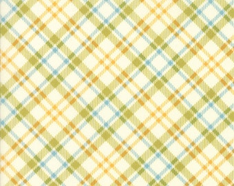Treehouse Club (5635 11) Picnic Plaid Vanilla Pickle by Sweetwater