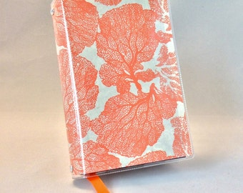 Paperback Book Cover - Large Trade Size - Coral