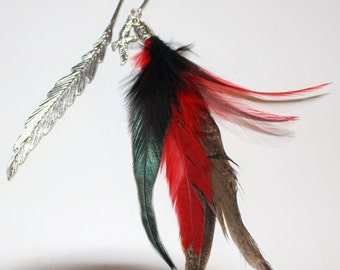 Feather Bookmark - Style 1
