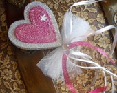 Reduced Again For Valentines day -Valentine Heart Wand