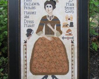 Miss Elizabeth Perkins Pattern
