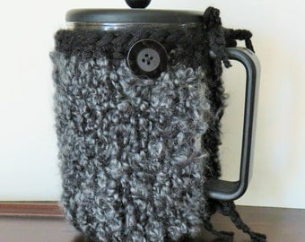 French Press Cozy Coffee Pot Cozy Teapot Cosy