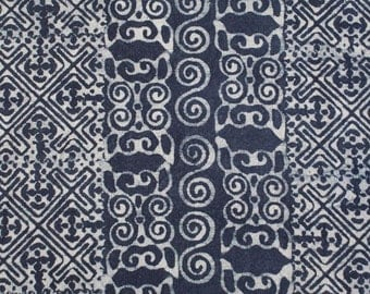 Vintage look Hmong Hilltribe fabric