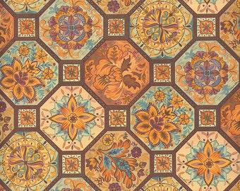 Made In Italy Art Craft Paper Colorful Mosaic Kartos  IP K184